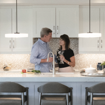 couple in kitchen mpgl