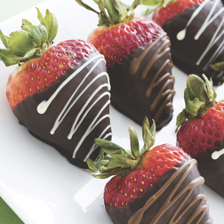 strawberries and chocolate thumbnail
