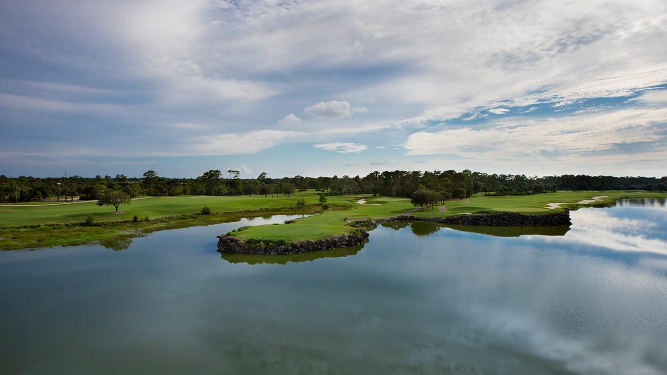 Moorings Park Golf Course Retirement Community