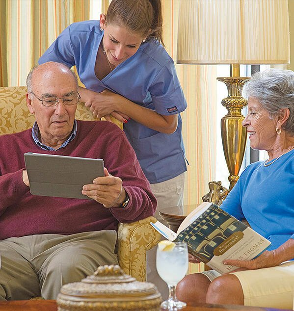 Memory Care | Moorings Park