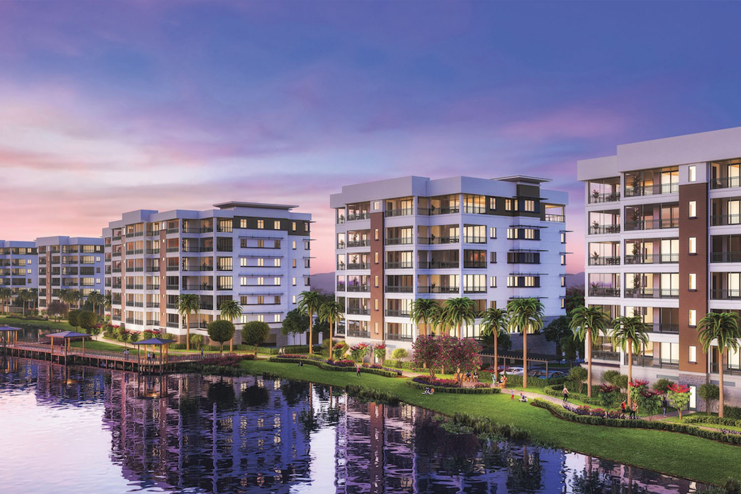 Moorings Park Grande Lake Hits Sales Milestone