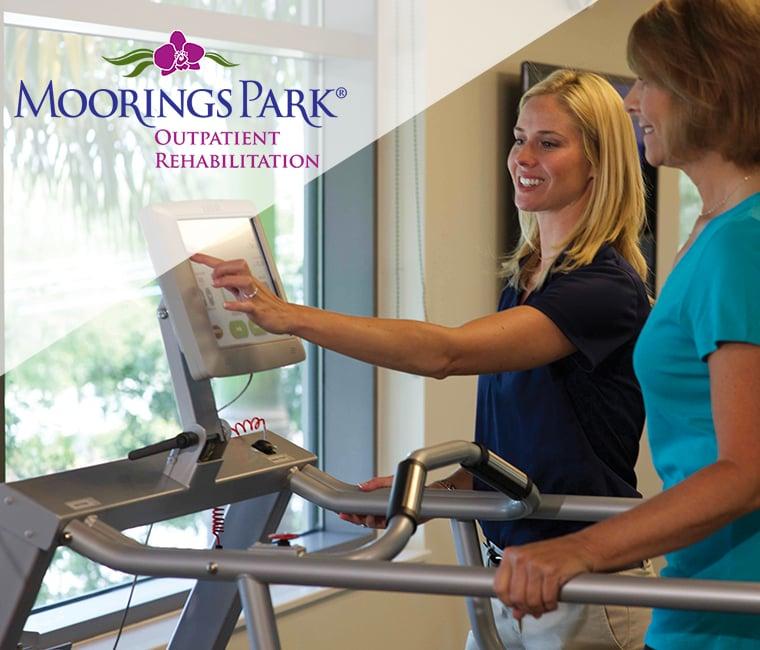 Outpatient Rehab | Moorings Park