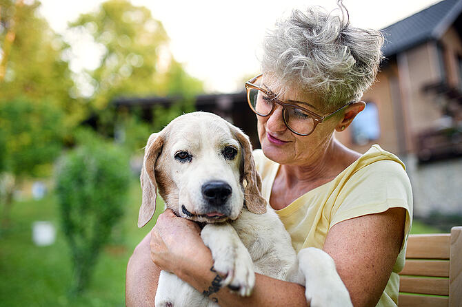 bigstock-Portrait-Of-Senior-Woman-Stand-386239837