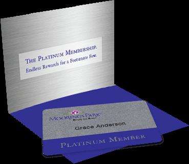Moorings Park | Platinum Membership